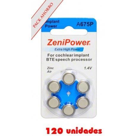 Powerone P675 IMPLANT PLUS 60 uds