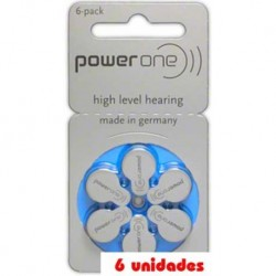 Pack PowerOne 675 Audífonos 60 uds